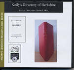 Berkshire 1899 Kelly's Directory