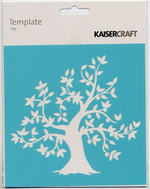 Kaisercraft Tree Template