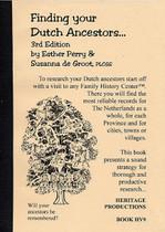 Finding your Dutch Ancestors