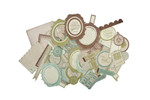 Kaisercraft Heirloom Collectables (pack of 50)
