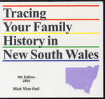 Tracing Your Family History in New South Wales