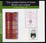 Burke's Landed Gentry of Great Britain and Ireland 1863