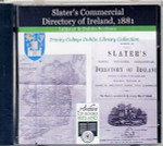 Ireland 1881 Slater's Commercial Directory: Leinster and Dublin Sections