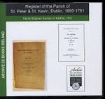 Dublin Parish Registers: Dublin (St Peter & St Kevin) 1669-1761