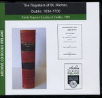 Dublin Parish Registers: Dublin (St Michan) 1634-1700