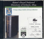 Ireland 1894 Slater's National Directory: Ulster and Belfast City Section