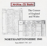 Northamptonshire 1841 Census