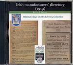 Irish Manufacturers Directory 1919