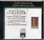 Treble Almanack and Dublin Directory 1783