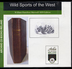 Wild Sports of the West with Legendary Tales and Local Sketches, 1838