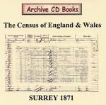 Surrey 1871 Census