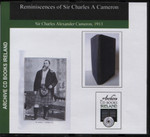Reminiscences of Sir Charles A. Cameron