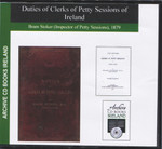Duties of Clerks of Petty Sessions of Ireland