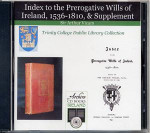 Index of Prerogative Wills of Ireland 1536-1810 and Supplement