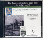 The Judges in Ireland 1221-1921