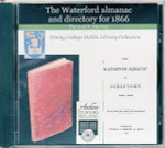 Harvey's Waterford Almanac and Directory for 1866