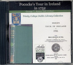 Pococke's Tour in Ireland in 1752