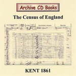 Kent 1861 Census