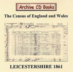 Leicestershire 1861 Census