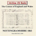 Nottinghamshire 1861 Census (version 2)