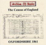 Oxfordshire 1861 Census