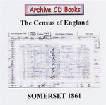 Somerset 1861 Census