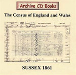 Sussex 1861 Census