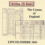 Lincolnshire 1841 Census