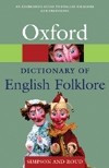 Oxford Dictionary of English Folklore