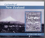 Cyclopedia of New Zealand Volumes 1-6 Set