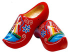 Paper House Productions Mini Cut-Outs Wooden Shoes