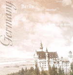Paper House Productions 12x12 Neuschwanstein Castle, Germany