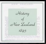 History of New Zealand 1895