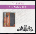 New Zealand Gazette 1878