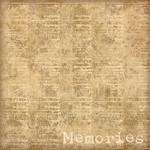 Paper Pizazz 8x8 Memories
