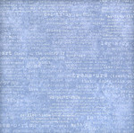 Paper Pizazz 8x8 Blue Definitions