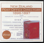 New Zealand Post Office Directory 1896-97 (Wise)