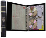 A4 Library Album