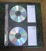 A4 Polypocket CD