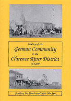 History of the German Community in the Clarence River District of New South Wales