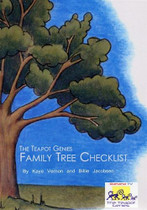 The Teapot Genies Family Tree Checklist