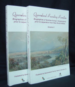 Queensland Founding Families: Biographies of Families Living in Queensland Prior of Separation from New South Wales