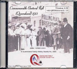 Queensland Commonwealth Electoral Roll 1913