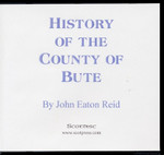 History of the County of Bute