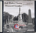 Queensland Cemeteries Monumental Inscriptions: South Brisbane