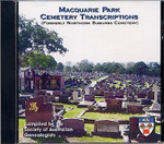 Macquarie Park Cemetery Transcriptions: (Formerly Northern Suburbs Cemetery) (Private Use)