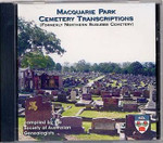 Macquarie Park Cemetery Transcriptions: (Formerly Northern Suburbs Cemetery) (Public Use)