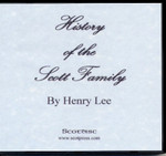 History of the Scott Family