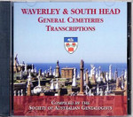 Waverley and South Head General Cemetery Transcriptions (Private Use)