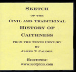 Sketch of the Civil and Traditional History of Caithness